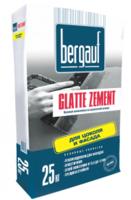 Базовая фасадная шпаклевка на цементной основе GLATTE ZEMENT 25 кг
