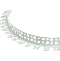 Уголок штукатурный ПВХ арочный L=3м
