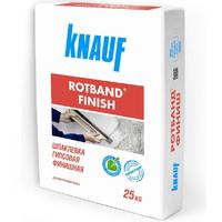 Шпаклевка гипсовая Кнауф Ротбанд Финиш (Knauf Rotband Finish) 25кг