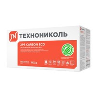 Теплоизоляция Технониколь Carbon Eco 1180x580x50мм 8 плит в упаковке