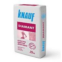 Штукатурка Кнауф Диамант 260 (белая), 25 кг