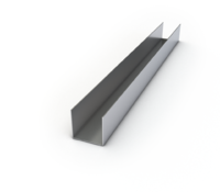 Профиль направляющий ПН 28х27х0,4мм L=3м