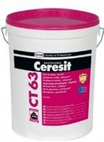 Ceresit СТ 63 Декоративная акриловая штукатурка Короед 3,0мм