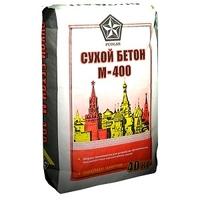Сухой бетон М400 Русеан 40 кг