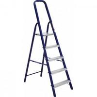 Лестница (стремянка) 5 ступеней стальная 1,5 м