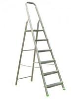 Лестница (стремянка) 6 ступ стальная 1,35 ммян