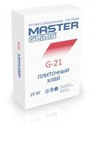 Плиточный клей ГЛИМС-21 стандарт (64м/под) GLIMS®G-21