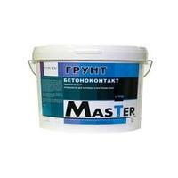 Грунтовка для бетона Cover color Master Бетоноконтакт, 20 кг