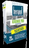 Бергауф клей усиленный для керамической плитки КЕРАМИК ПРО 25 кг