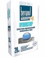 Гидроизоляция цементная обмазочного типа Гидростоп 20 кг Бергауф