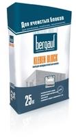 Бергауф клей для укладки ячеистых блоков КЛЕБЭН БЛОК 25 кг